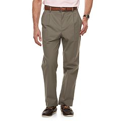 Men's Croft & Barrow® Classic-Fit Easy-Care Stretch Pleated Dress Pants