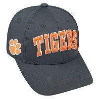 Adult Top of the World Clemson Tigers Cool & Dry One-Fit Cap