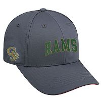 Adult Top of the World Colorado State Rams Cool & Dry One-Fit Cap