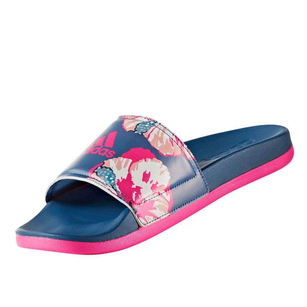 adidas Adilette Cloudfoam Graphic Women's Sandals