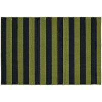 Garland Rug Rugby Striped Rug - 5' x 7'6''