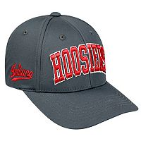 Adult Top of the World Indiana Hoosiers Cool & Dry One-Fit Cap