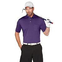 Men's Grand Slam Classic-Fit MotionFlow 360 Performance Golf Polo