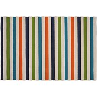 Garland Rug Summer Stripe Rug - 5' x 7'6''