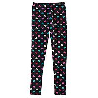 Girls 4-16 Cuddl Duds Fleece-Lined Plush Leggings