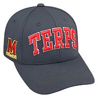 Adult Top of the World Maryland Terrapins Cool & Dry One-Fit Cap