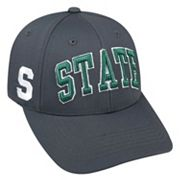 Adult Top of the World Michigan State Spartans Cool & Dry One-Fit Cap