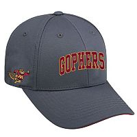 Adult Top of the World Minnesota Golden Gophers Cool & Dry One-Fit Cap