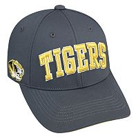 Adult Top of the World Missouri Tigers Cool & Dry One-Fit Cap