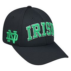 Adult Top of the World Notre Dame Fighting Irish Cool & Dry One-Fit Cap