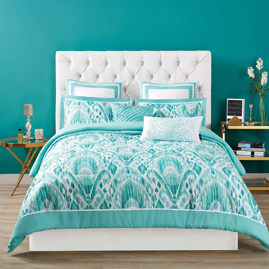 Christian Siriano 3-piece Capri Duvet Cover Set