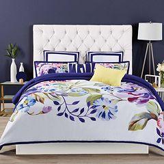 Christian Siriano 3 pc Garden Bloom Duvet Cover Set