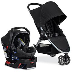 Click here to buy Britax 2017 B-Agile \/ B-Safe 35 Elite Travel System.