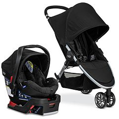 Click here to buy Britax 2017 B-Agile \/ B-Safe 35 Travel System.