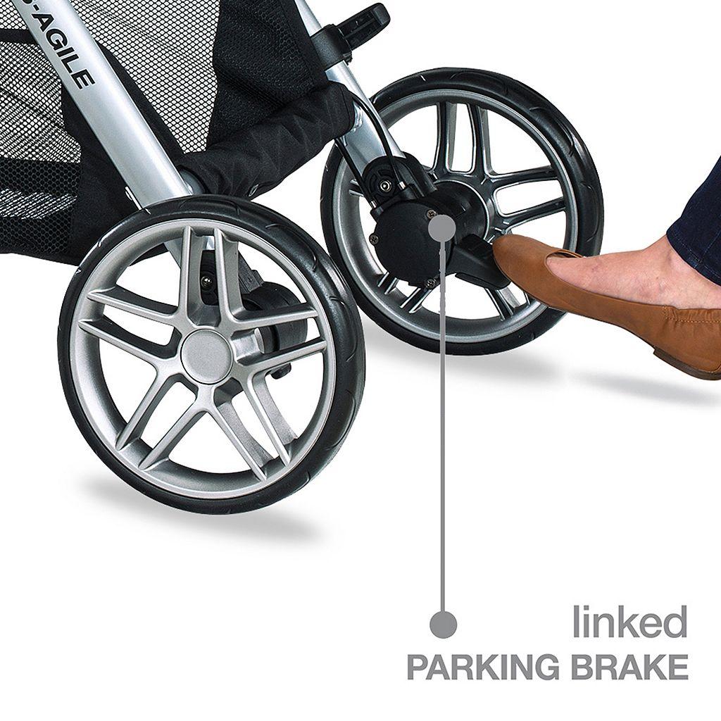 Britax 2017 B-Agile Stroller