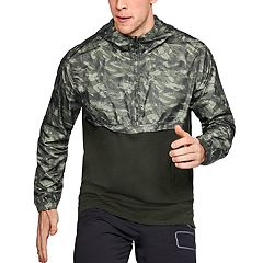 Men's Under Armour Anorak Windbreaker Top