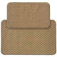 Garland Rug 2 pc Town Square Solid Rug Set