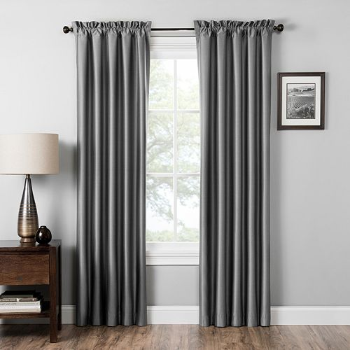 eclipse Miles Thermaback Window Curtain