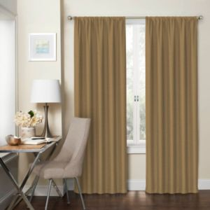 eclipse 2-pack Wallace Curtain