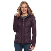 Women's Tek Gear® Quilted Mixed-Media Jacket