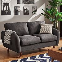 HomeVance Cadman Loveseat