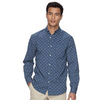 Men's Urban Pipeline® MaxFlex Print Button-Down Shirt