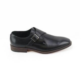 XRay Solo Men's Monk Strap Dress Shoes