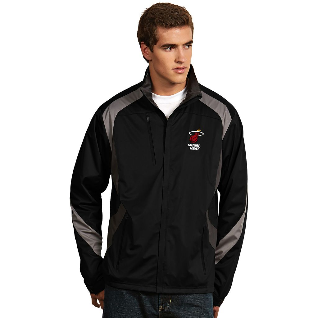 Men's Antigua Miami Heat Tempest Jacket