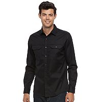 Men's Apt. 9® Slim-Fit Flex Stretch Button-Down Shirt