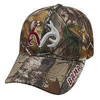 Adult Top of the World Alabama Crimson Tide Realtree One-Fit Cap