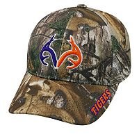 Adult Top of the World Clemson Tigers Realtree One-Fit Cap