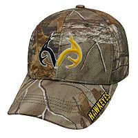 Adult Top of the World Iowa Hawkeyes Realtree One-Fit Cap