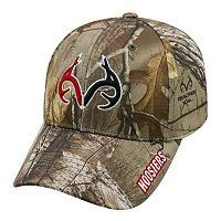 Adult Top of the World Indiana Hoosiers Realtree One-Fit Cap