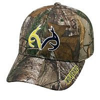 Adult Top of the World Michigan Wolverines Realtree One-Fit Cap
