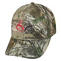 Adult Top of the World Rutgers Scarlet Knights Realtree One-Fit Cap