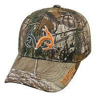 Adult Top of the World Tennessee Volunteers Realtree One-Fit Cap