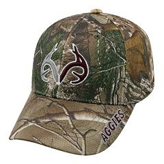 Adult Top of the World Texas A&M Aggies Realtree One-Fit Cap