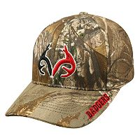 Adult Top of the World Wisconsin Badgers Realtree One-Fit Cap