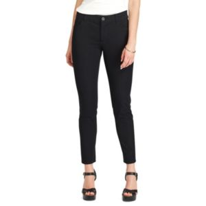 Women's Chaps Twill Skinny Pants