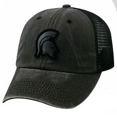 Adult Top of the World Michigan State Spartans Outlander Snapback Cap