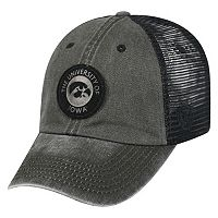 Adult Top of the World Iowa Hawkeyes Outlander Snapback Cap