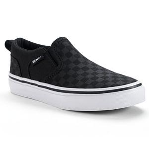 van shoes boys