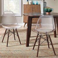 HomeVance Engert Dining Chair 2-piece Set
