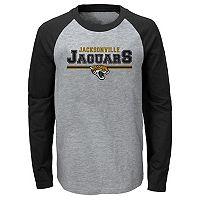 Boys 8-20 Jacksonville Jaguars Field Line Tee