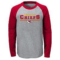 Boys 8-20 Kansas City Chiefs Field Line Tee