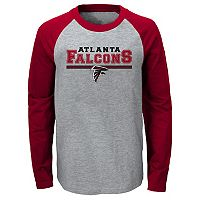 Boys 8-20 Atlanta Falcons Field Line Tee