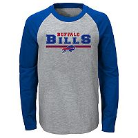 Boys 8-20 Buffalo Bills Field Line Tee