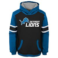 Boys 8-20 Detroit Lions Allegiance Pullover Hoodie