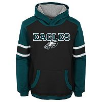 Boys 8-20 Philadelphia Eagles Allegiance Pullover Hoodie