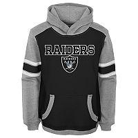 Boys 8-20 Oakland Raiders Allegiance Pullover Hoodie